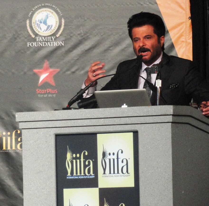 Anil Kapoor gets animated