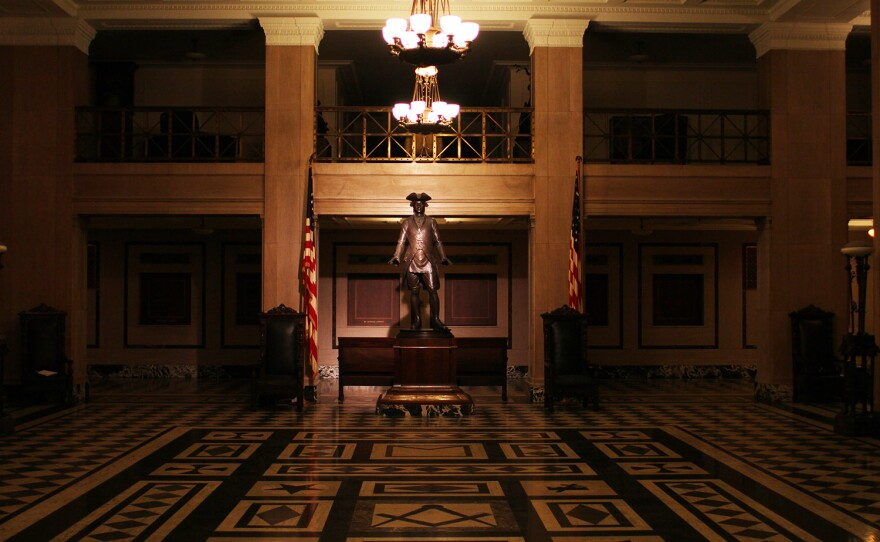 Inside The Masonic Temple Which Is On The Market For 6 Million St Louis Public Radio