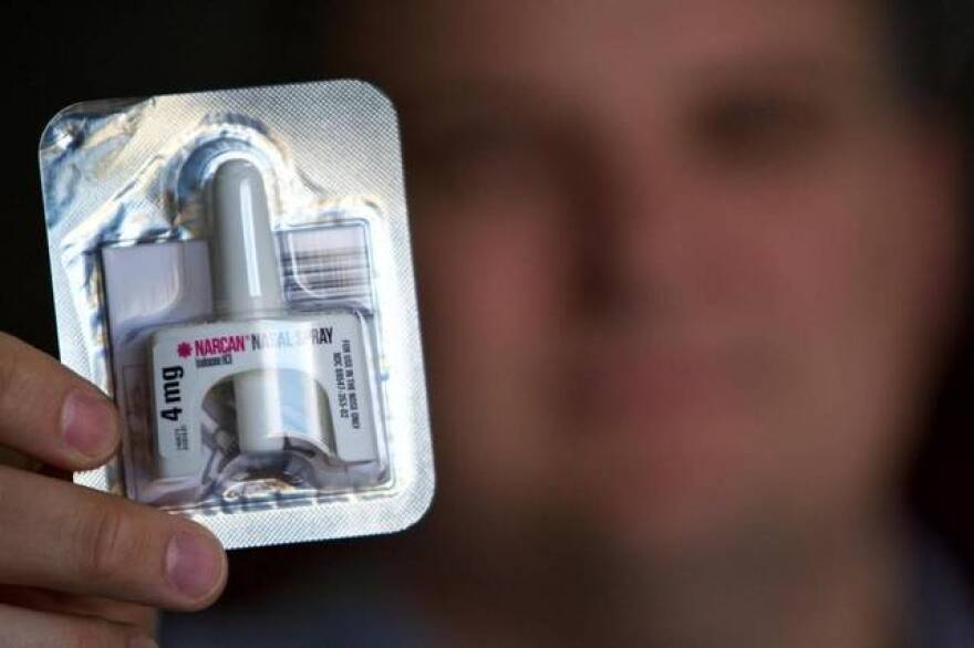 Police officers at Florida Atlantic University will soon be carrying Narcan, a drug that can be injected or administered as a nasal spray to help people survive opioid overdoses.