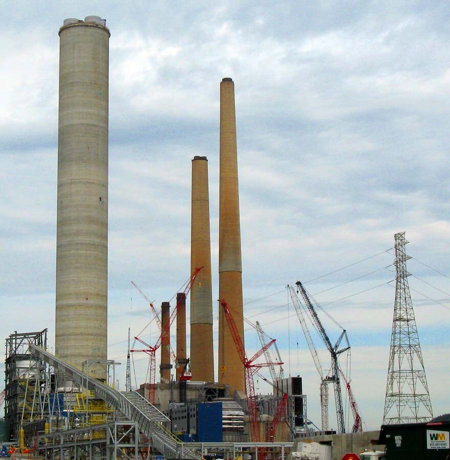 photo of Sammis power plant