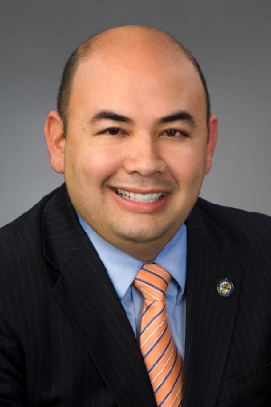 Photo of Rep. Cliff Rosenberger
