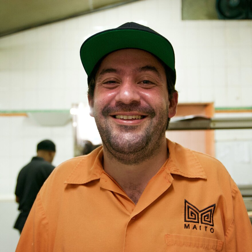 Chef Mario Castrellón is considered the leader of the push to forge a Panamanian food identity. He opened his first restaurant, Maito, in 2010.