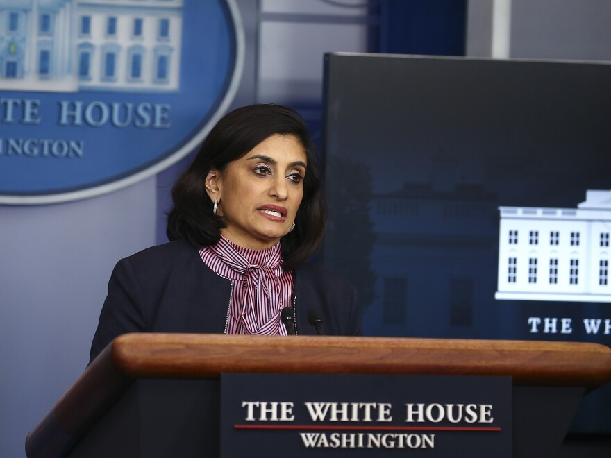 Data on race and COVID-19 won't be released by Centers for Medicare and Medicaid Services until early May, said Seema Verma, CMS administrator.
