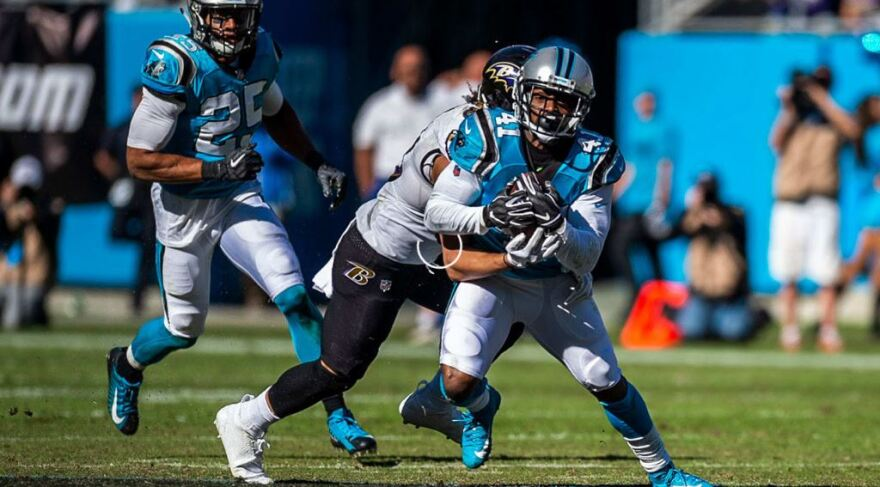 The Panthers have released cornerback Captain Munnerlyn.