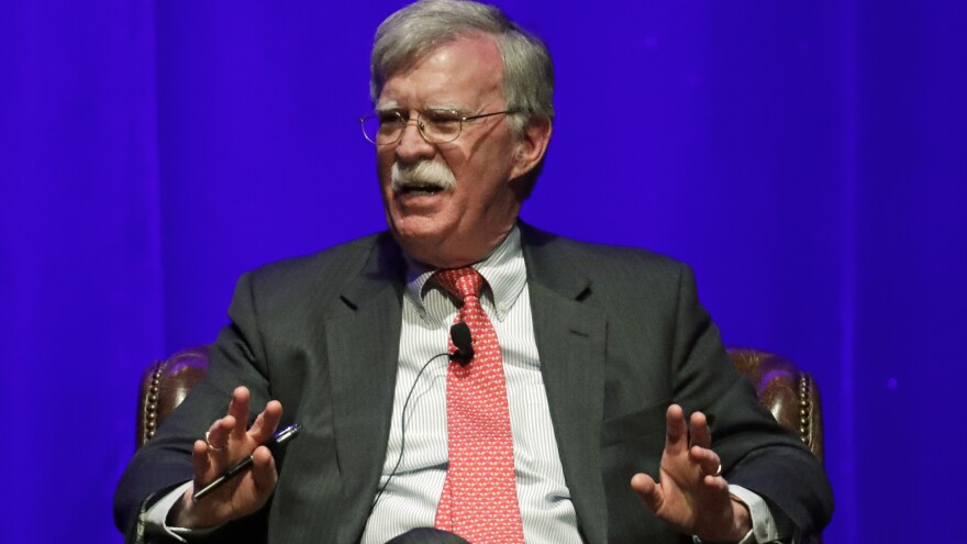Former national security adviser John Bolton paints a critical portrait of President Trump in a new memoir set for publication soon.