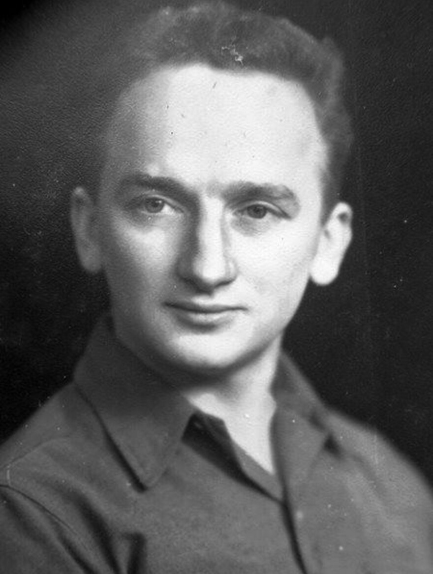 Benjamin Ferencz is the last surviving prosecutor from the Nuremberg trials.