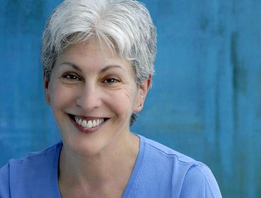 Mollie Katzen, author of <em>Moosewood Cookbook</em>