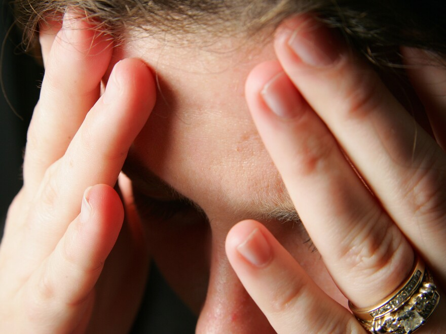 Concussions from domestic violence are sometimes overlooked in patient care.