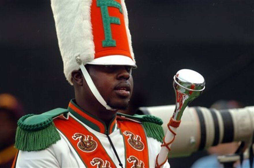 Robert Champion, a FAMU Drum Major, died in Nov. 2011 from injuries related to a hazing ritual.