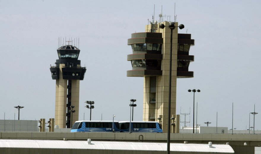 Passengers who traveled through DFW Airport May 15 may be at risk.