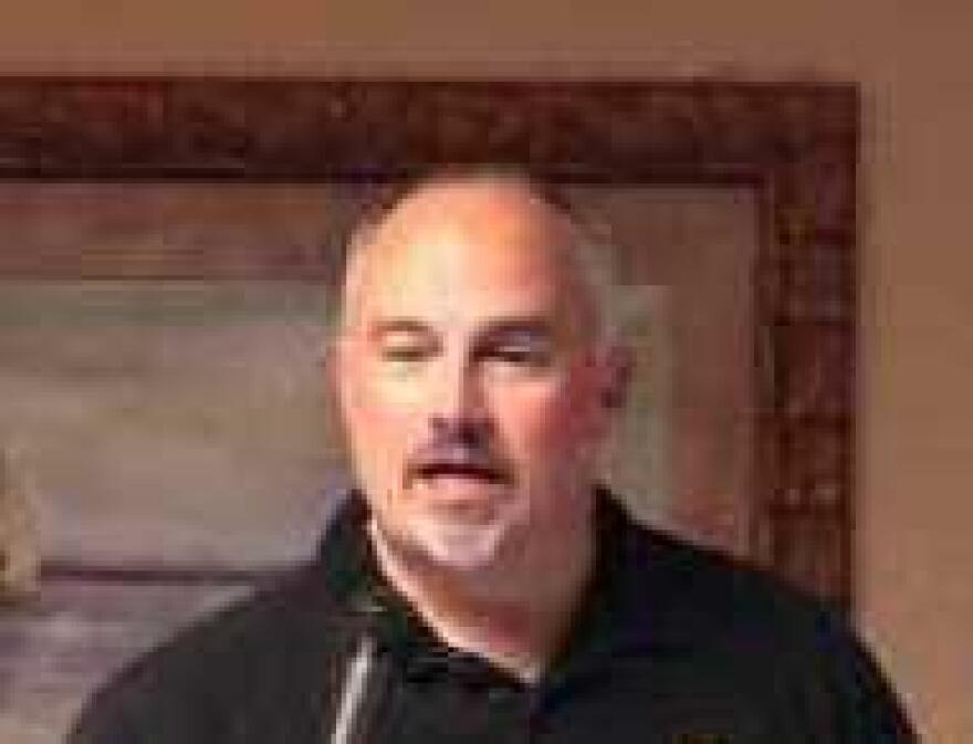 Rep.  Matt Hudson