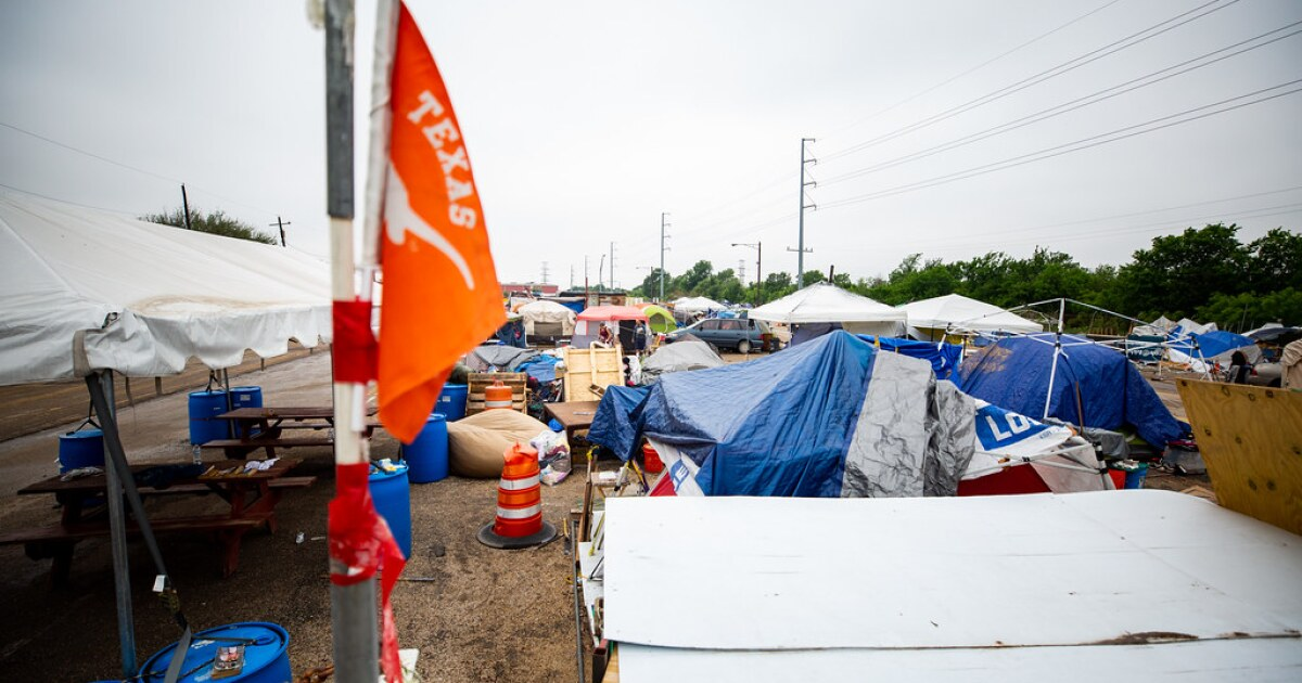 Austin Is Reviewing 70 City-Owned Sites To Set Up Encampments For People Experiencing Homelessness