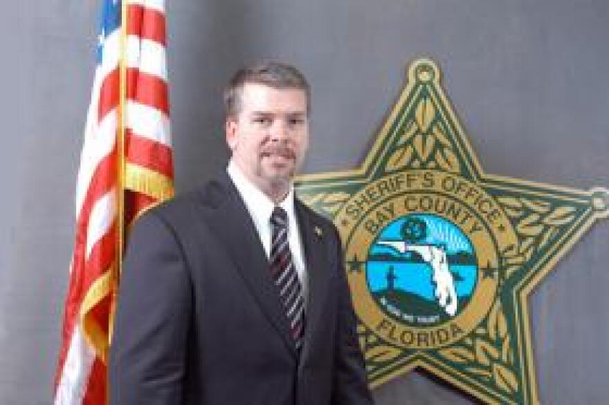 Bay County Jail Warden Rick Anglin