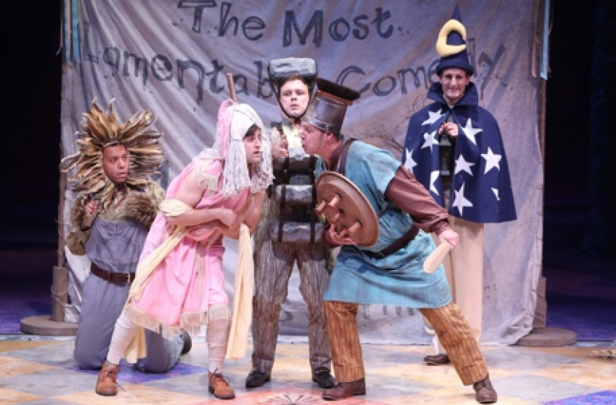 'A Midsummer Night's Dream' was the big winner for the Repertory Theatre of St. Louis.