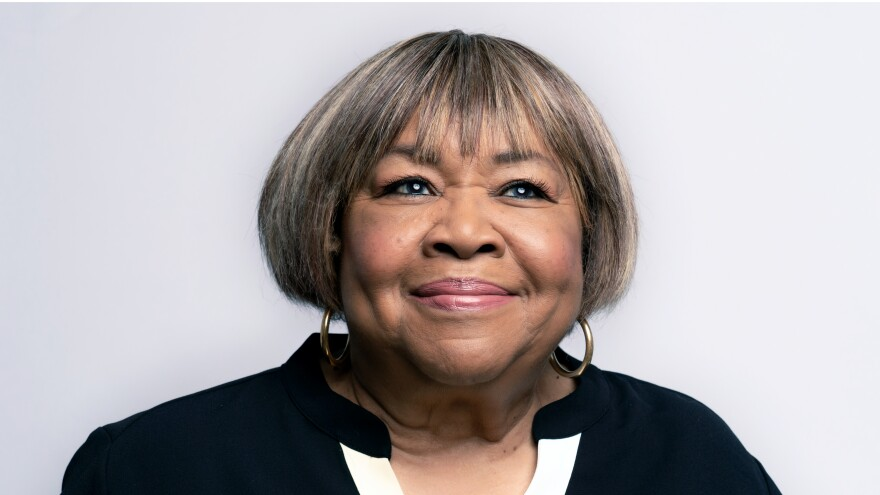 Mavis Staples' latest album, <em>We Get B</em>y, is out now.