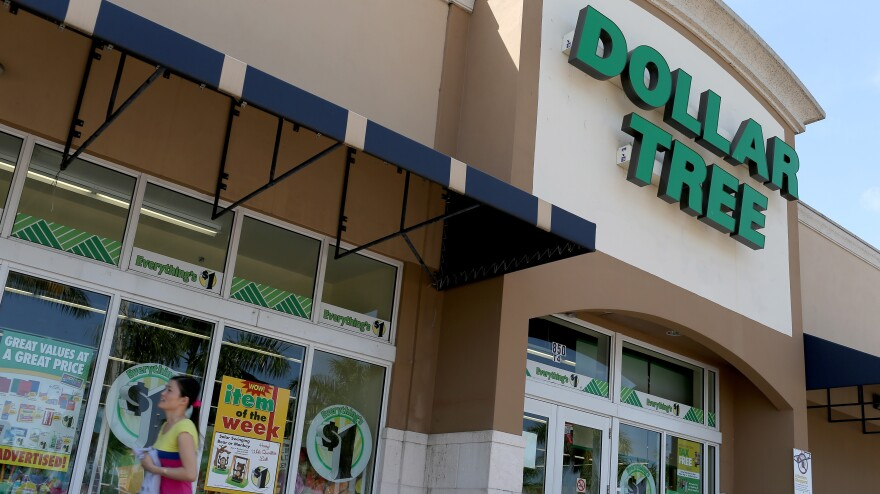 Dollar Tree recently announced it will buy Family Dollar Stores for about $8.5 billion in cash and stock. Discount stores have been doing well in the recession.