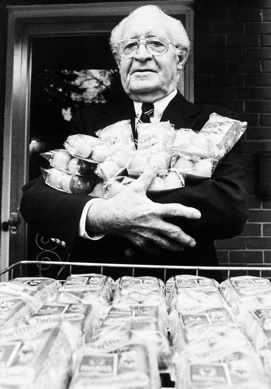 Twinkies creator James Dewar claimed to have eaten three Twinkies a day for 50 years.