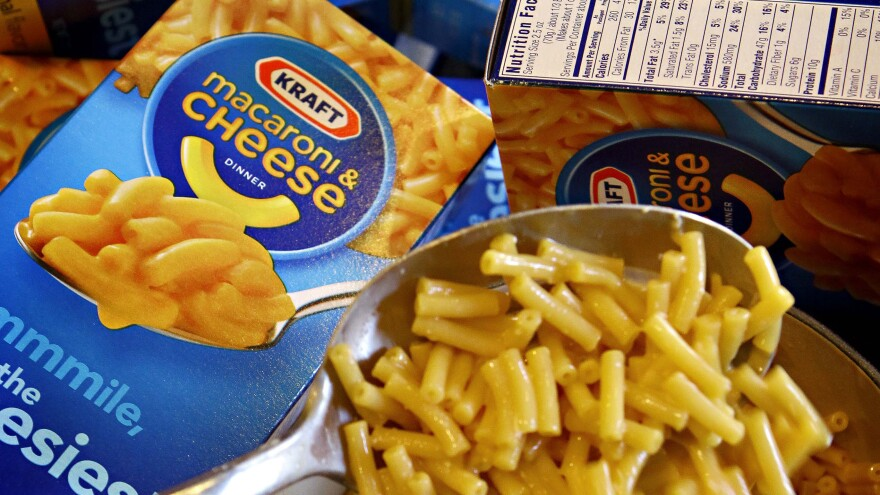 Some Kraft Macaroni and Cheese will no longer be so ... orange.
