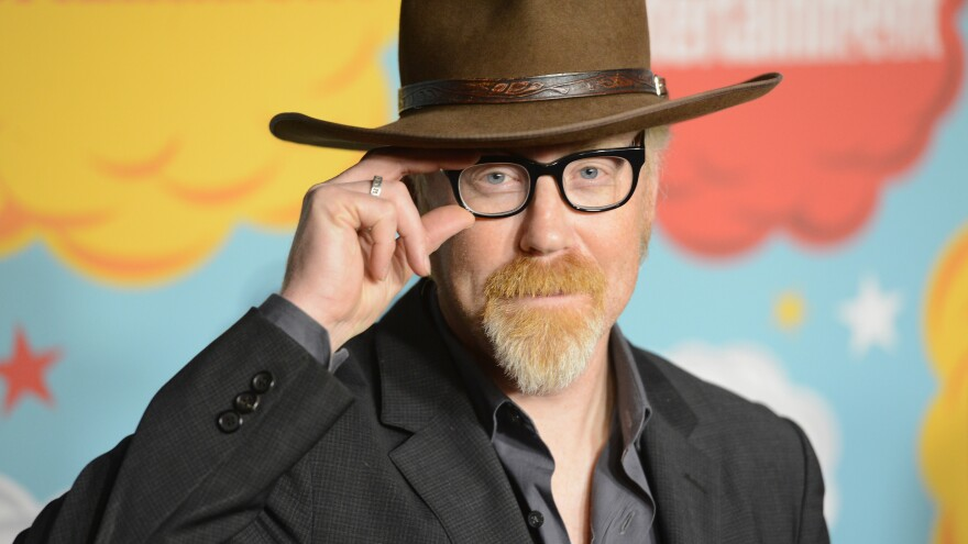 Adam Savage, the former co-host of<em> MythBusters,</em> has a new show, <em>MythBusters Jr</em>., featuring six young experts in engineering, welding, astrophysics and design.