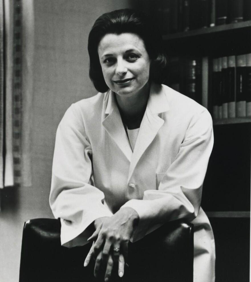 Virginia Johnson Masters