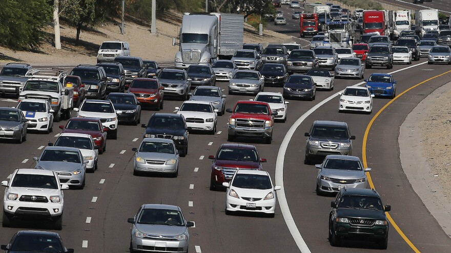 """""""Americans take their safety on the roadways for granted,"""" says Deborah A.P. Hersman, president and CEO of the National Safety Council."""