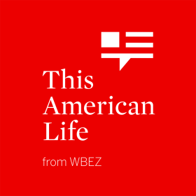 WBEZ's This American Life Podcast Cover