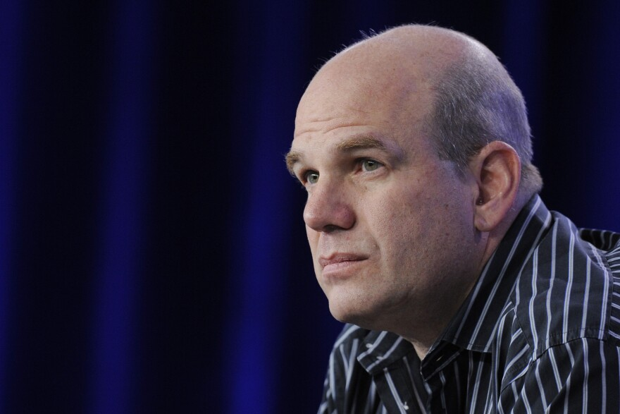 David Simon, creator of <em>The Wire,</em> is urging calm in Baltimore.