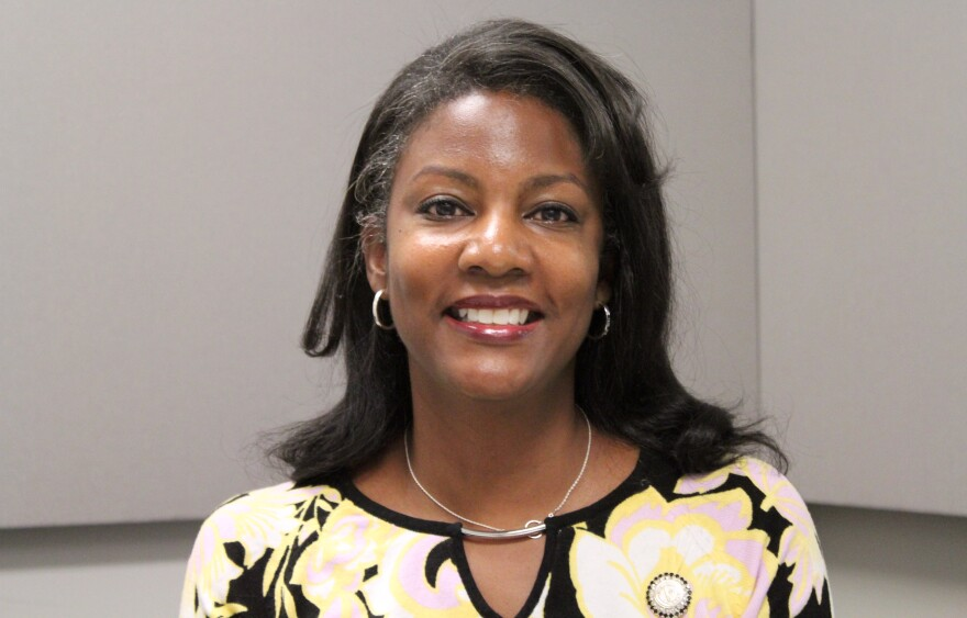 St. Louis Treasurer Tishaura Jones diverges from Knowles and Curtis when it comes to how municipal courts affect predominantly black cities.