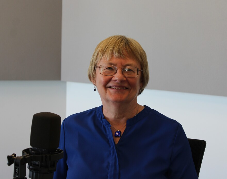 Lois Wood, former executive director at Land of Lincoln Legal Assistance Foundation in East St. Louis