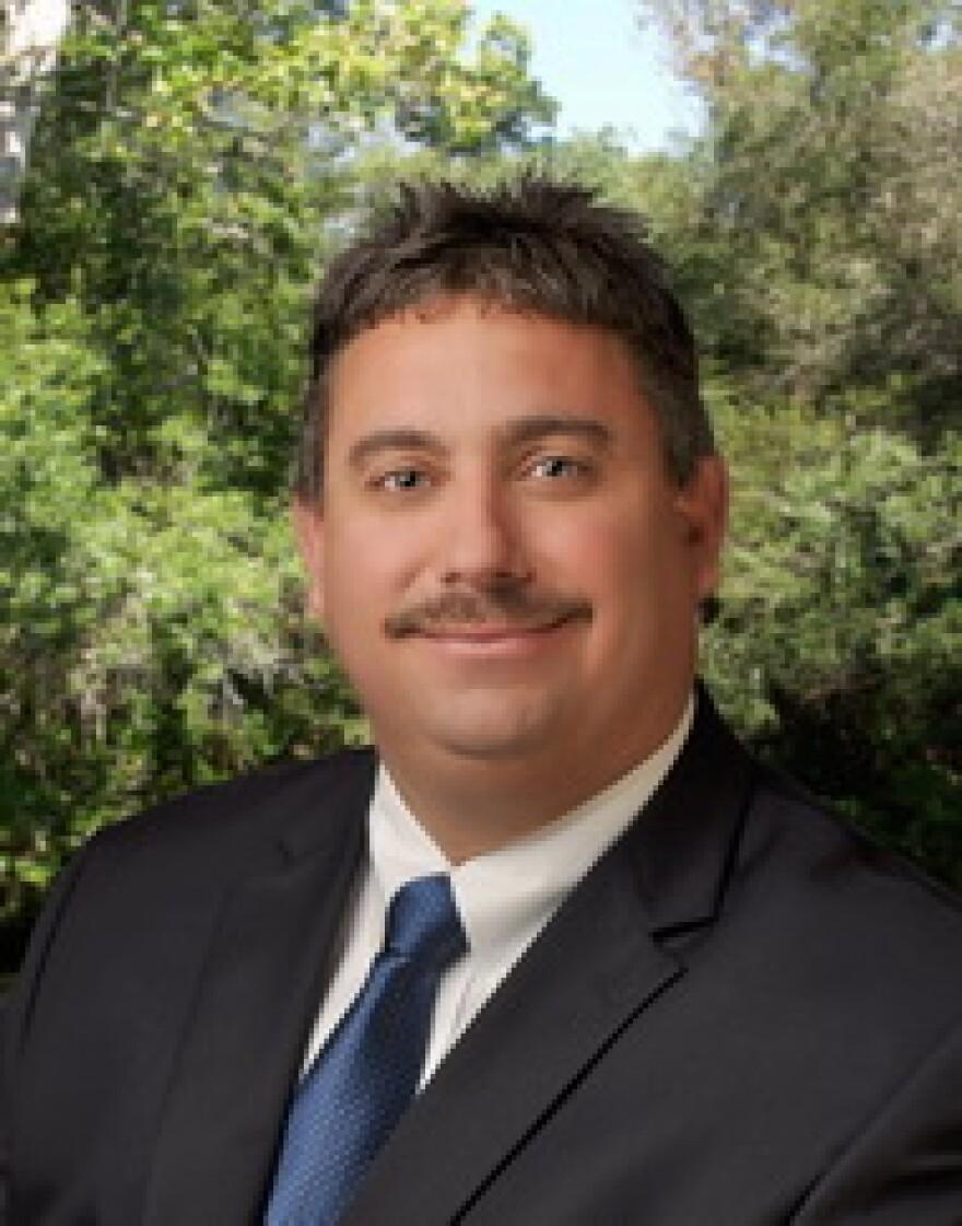 Citrus County Commissioner Scott Carnahan