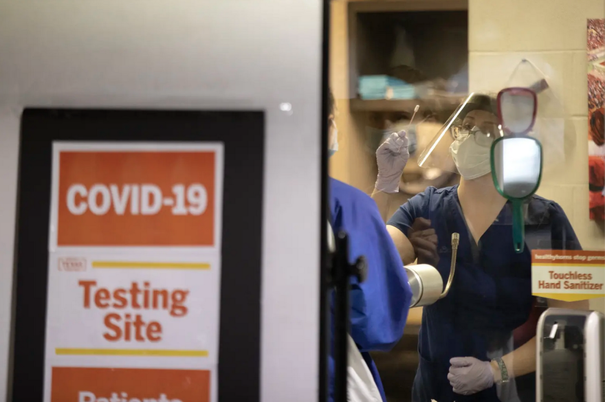 Public health experts say Texas universities should increase testing of all students to prevent community spread of the coronavirus as classes resume.