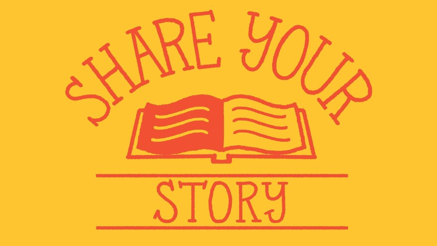 NPR is looking for college students and recent graduates experiences on applying for college.