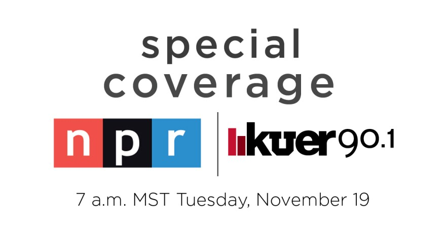 Special coverage logo.