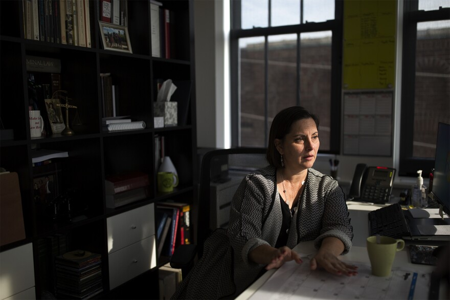 Mae Quinn, director of the MacArthur Justice Center, is one of several Missouri attorneys working to get eligible juvenile lifers released from prison.