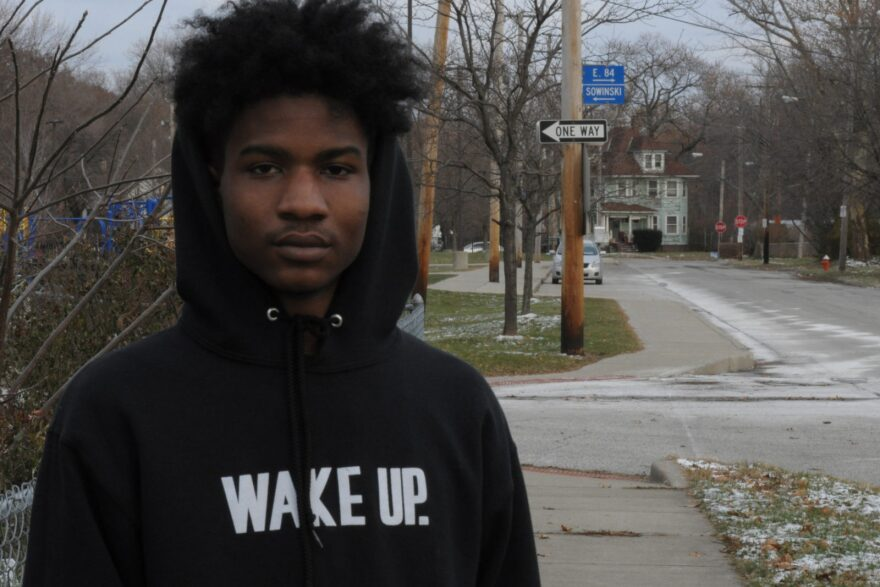 James Banks has spent his whole life in Cleveland's St. Clair-Superior neighborhood.