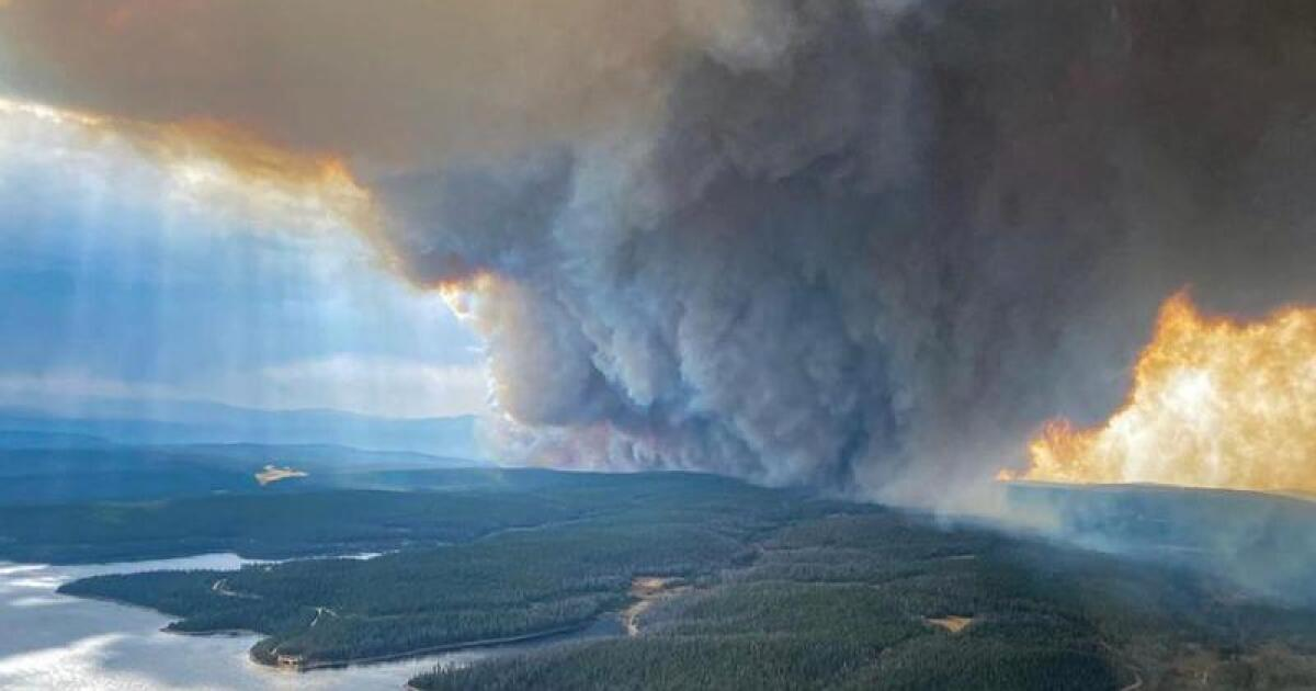 Wildfires Are Burning Twice As Much Of Rocky Mountains Than Last 2,000 Years