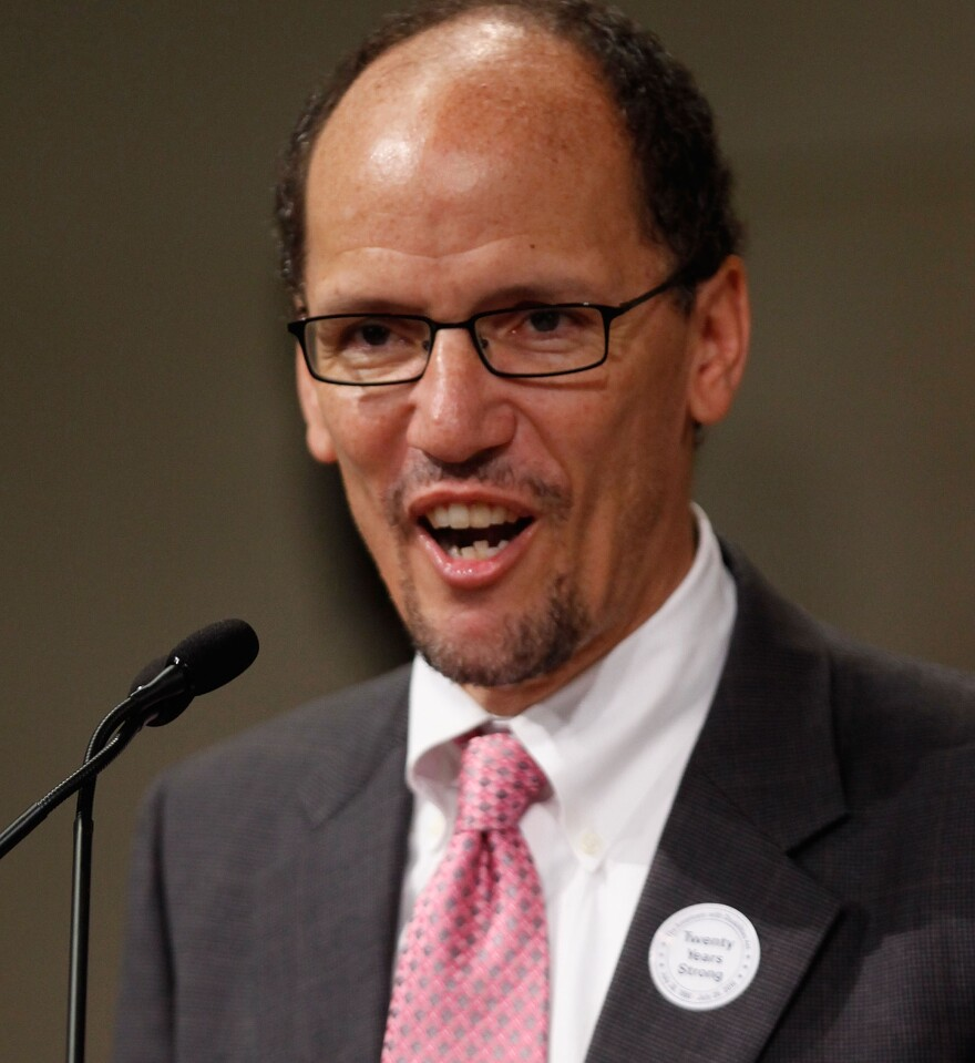 Thomas Perez, the assistant attorney general for the Civil Rights Division of the U.S. Justice Department.