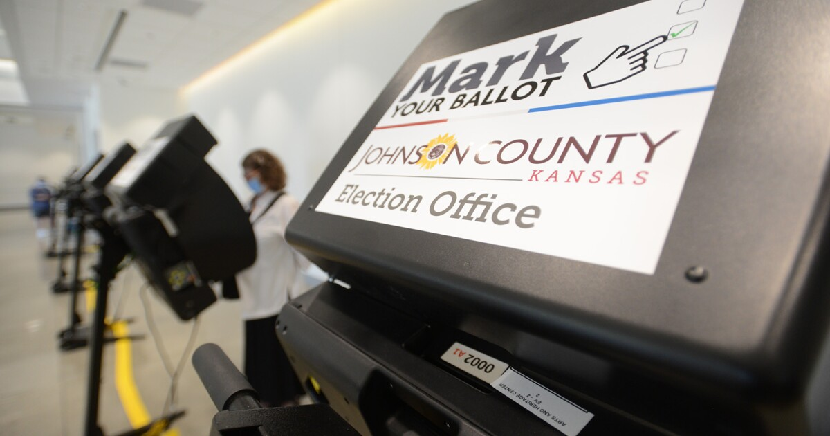 Johnson County Expects Near-Record Turnout For The 2020 Election