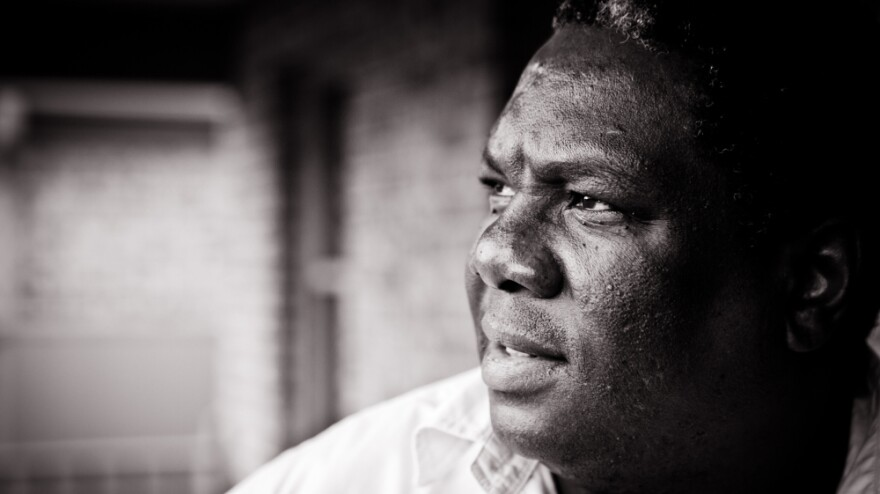 Vusi Mahlasela recently performed on <em>World Cafe</em>.