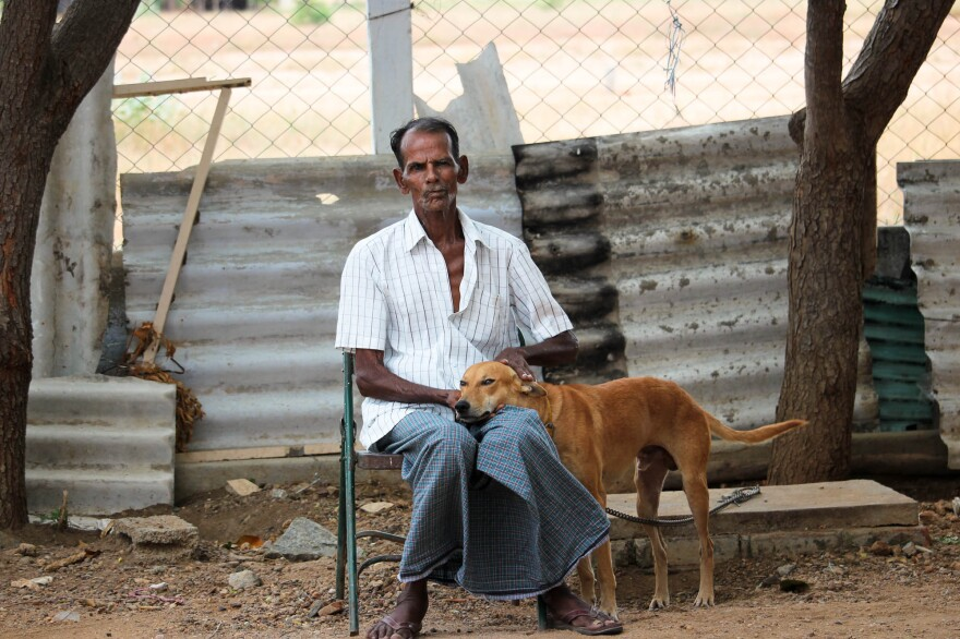 Rajagopal, 76, is a father of one daughter.
