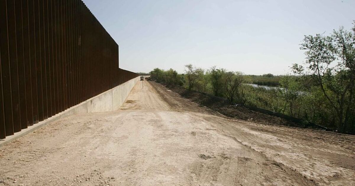 State Lawmaker Files Legislation To Study Possible Flooding From Border Wall