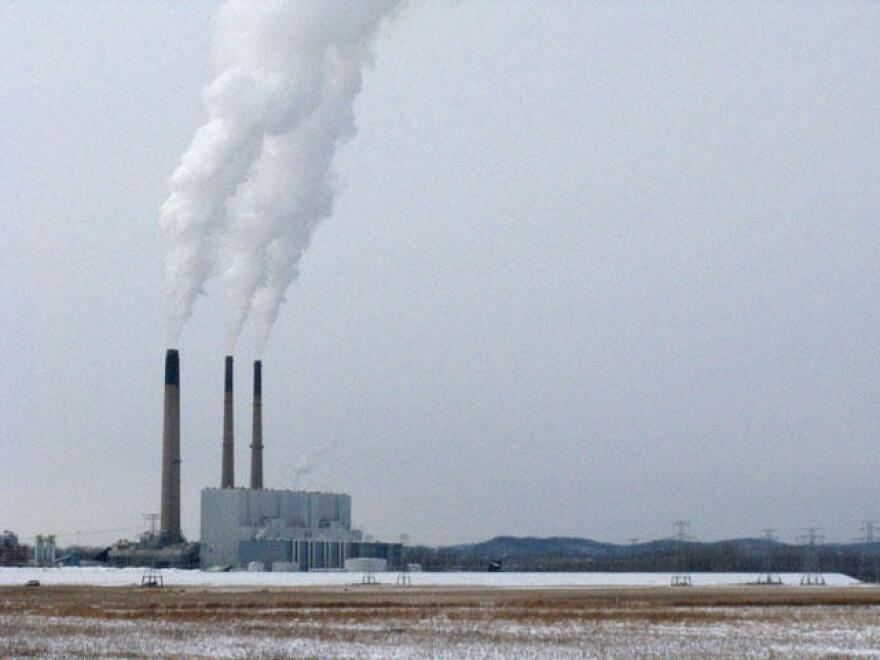 The Labadie Energy Center was one of two Ameren Missouri power plants involved in the data breach.