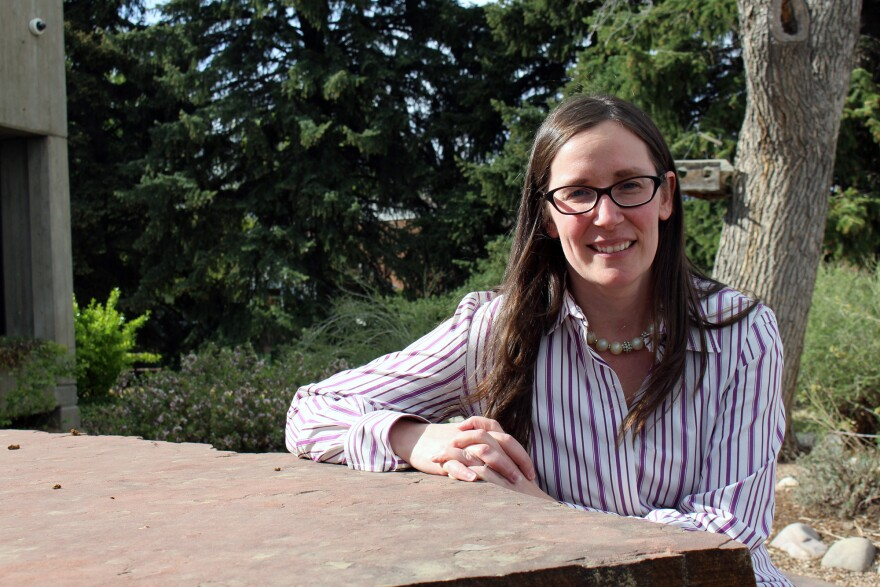 The director of the Northern Plains Climate Hub, Dannele Peck