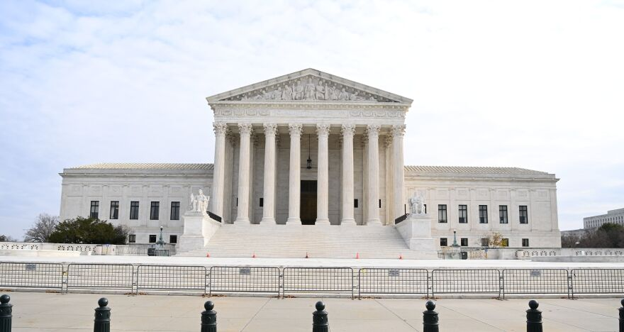 The U.S. Supreme Court turned back an effort to reject Pennsylvania's election results.