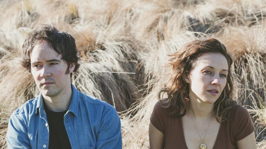 Mandolin Orange's <em>Tides of a Teardrop</em> comes out Feb. 1 via Yep Roc.