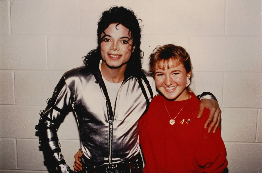 While recovering from treatment for aplastic anemia, Tiffany Rowe had her wish granted. She danced on stage with Michael Jackson during his <em>Bad </em>concert tour.