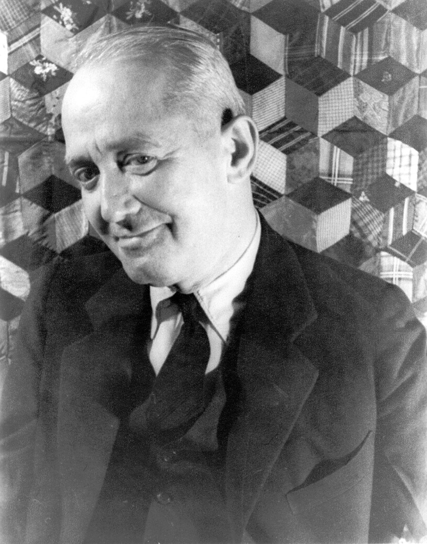 George M. Cohan in 1933.