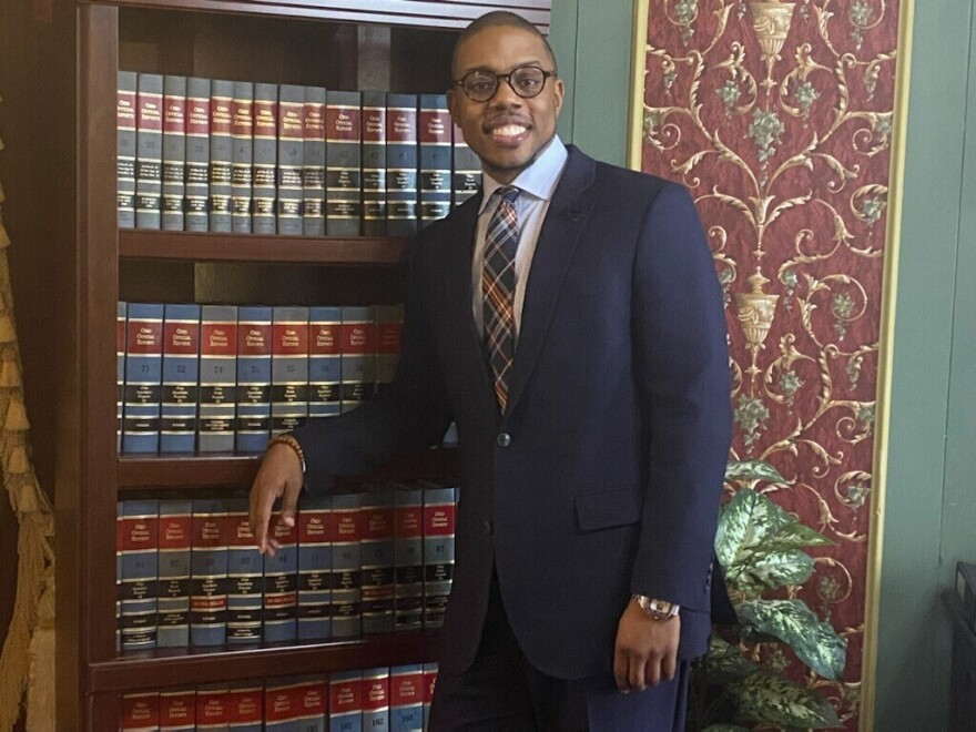 Republican Kyle Stone will be the first-ever Black elected prosecutor in Stark County, and the only one currently serving in Ohio.