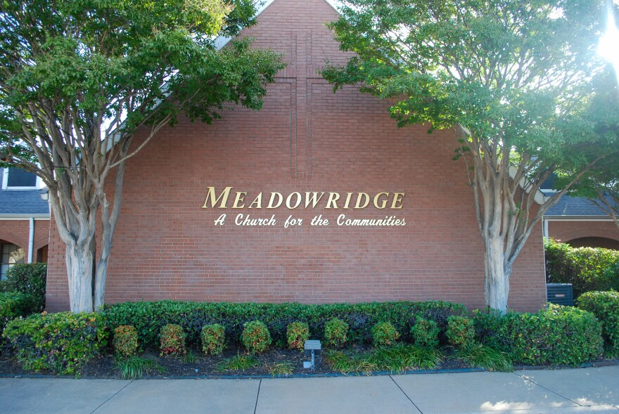 Meadowridge Baptist Church in Fort Worth, Texas, was once almost entirely white but now serves a multiracial congregation.