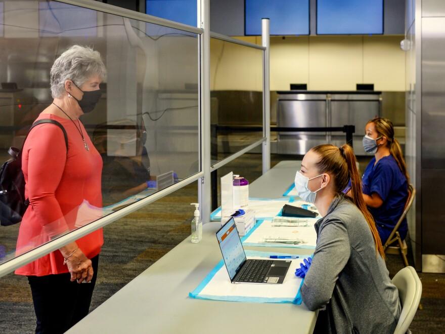 Itching To Travel? Preflight Coronavirus Tests Are Getting ...